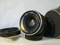 '     28mm Cased Chinon -NICE BOKEH- ' 28mm  2.8  M42 Prime Wide Lens £19.99